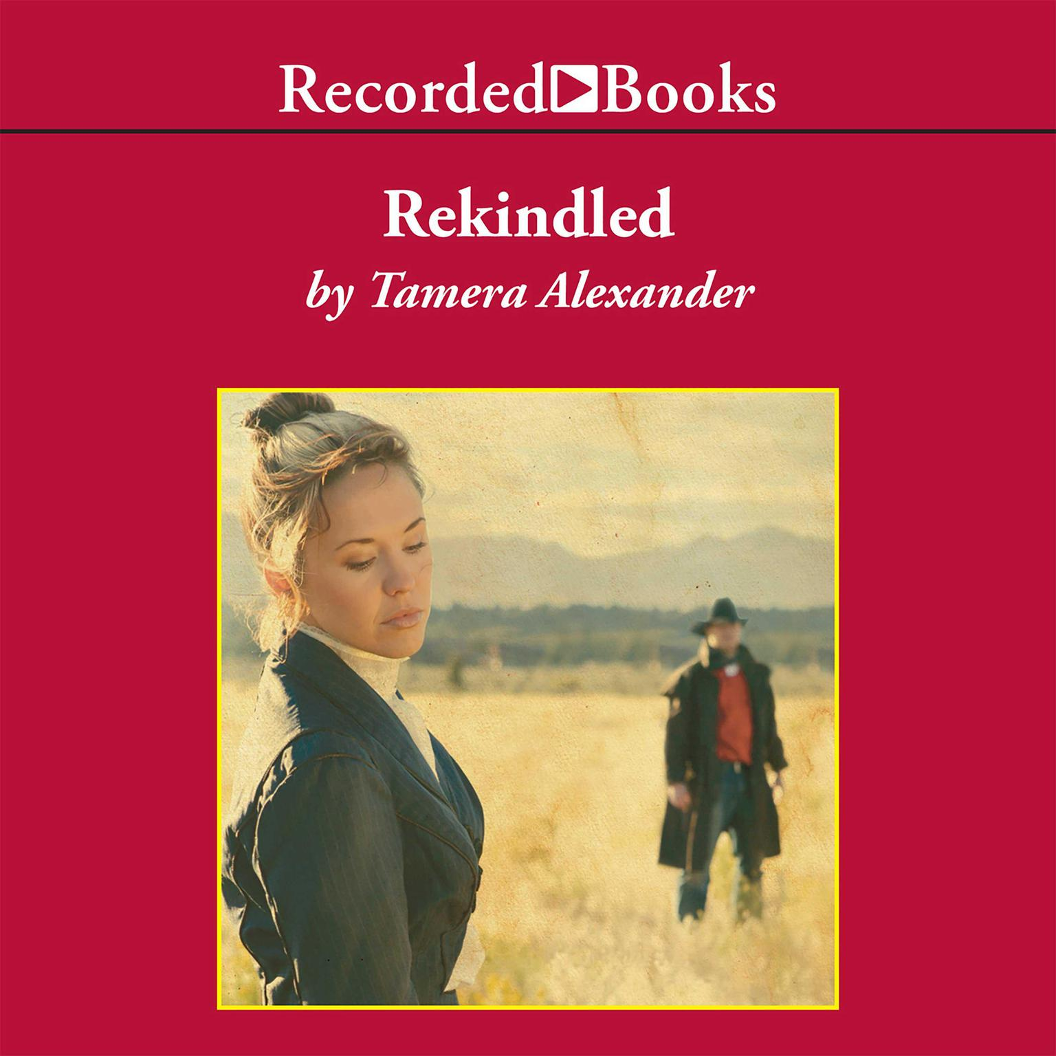 Printable Rekindled Audiobook Cover Art