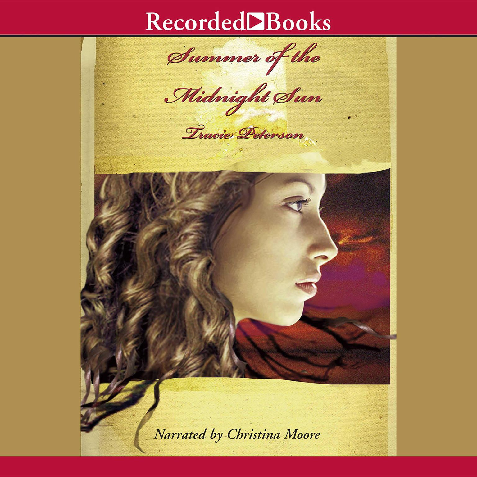 Printable Summer of the Midnight Sun Audiobook Cover Art