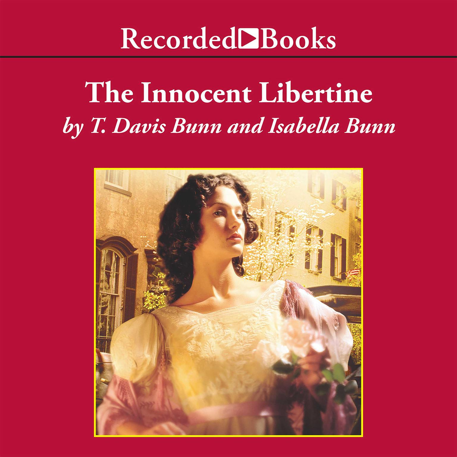 Printable The Innocent Libertine Audiobook Cover Art