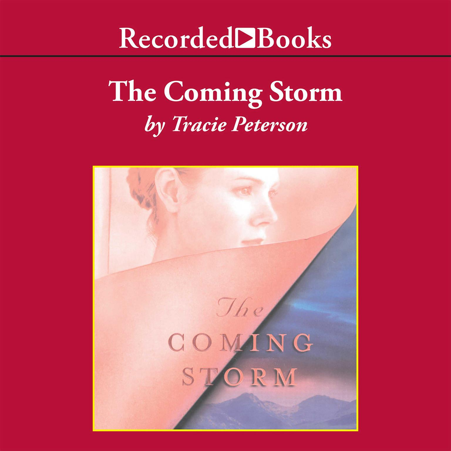 Printable The Coming Storm Audiobook Cover Art