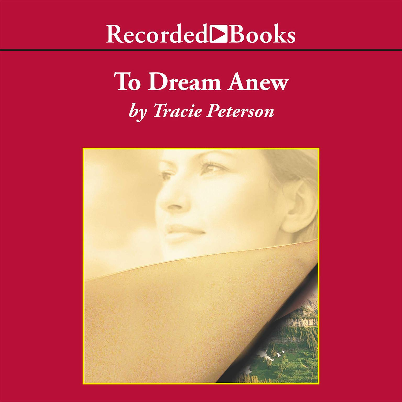 Printable To Dream Anew Audiobook Cover Art