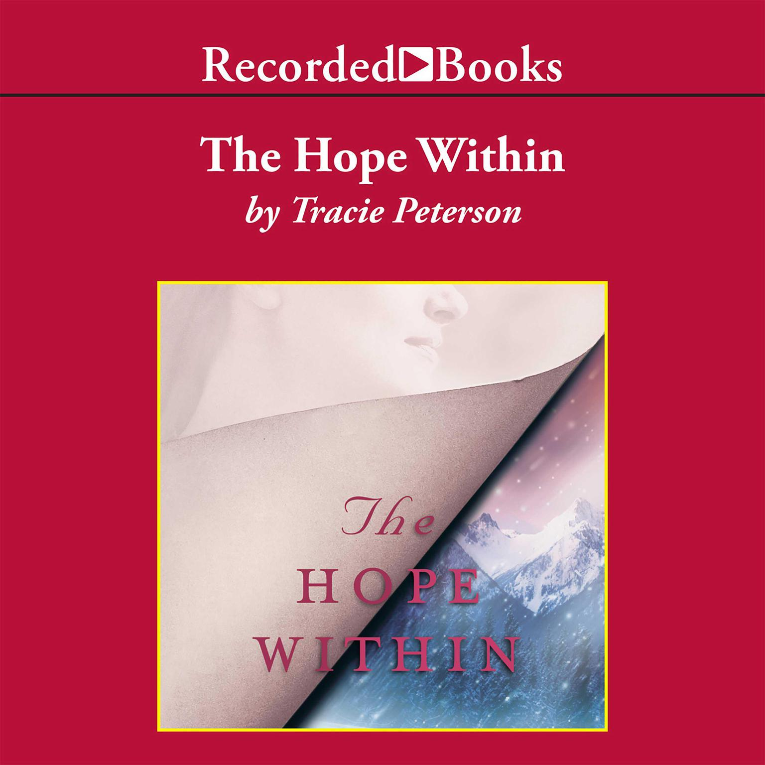 Printable The Hope Within Audiobook Cover Art