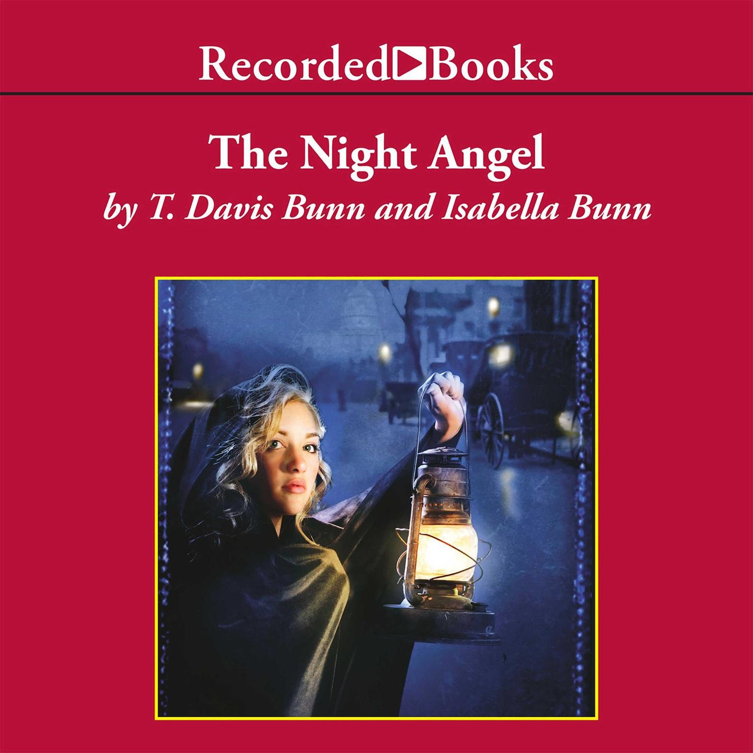 Printable The Night Angel Audiobook Cover Art