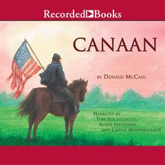 Canaan Audiobook, by Donald McCaig