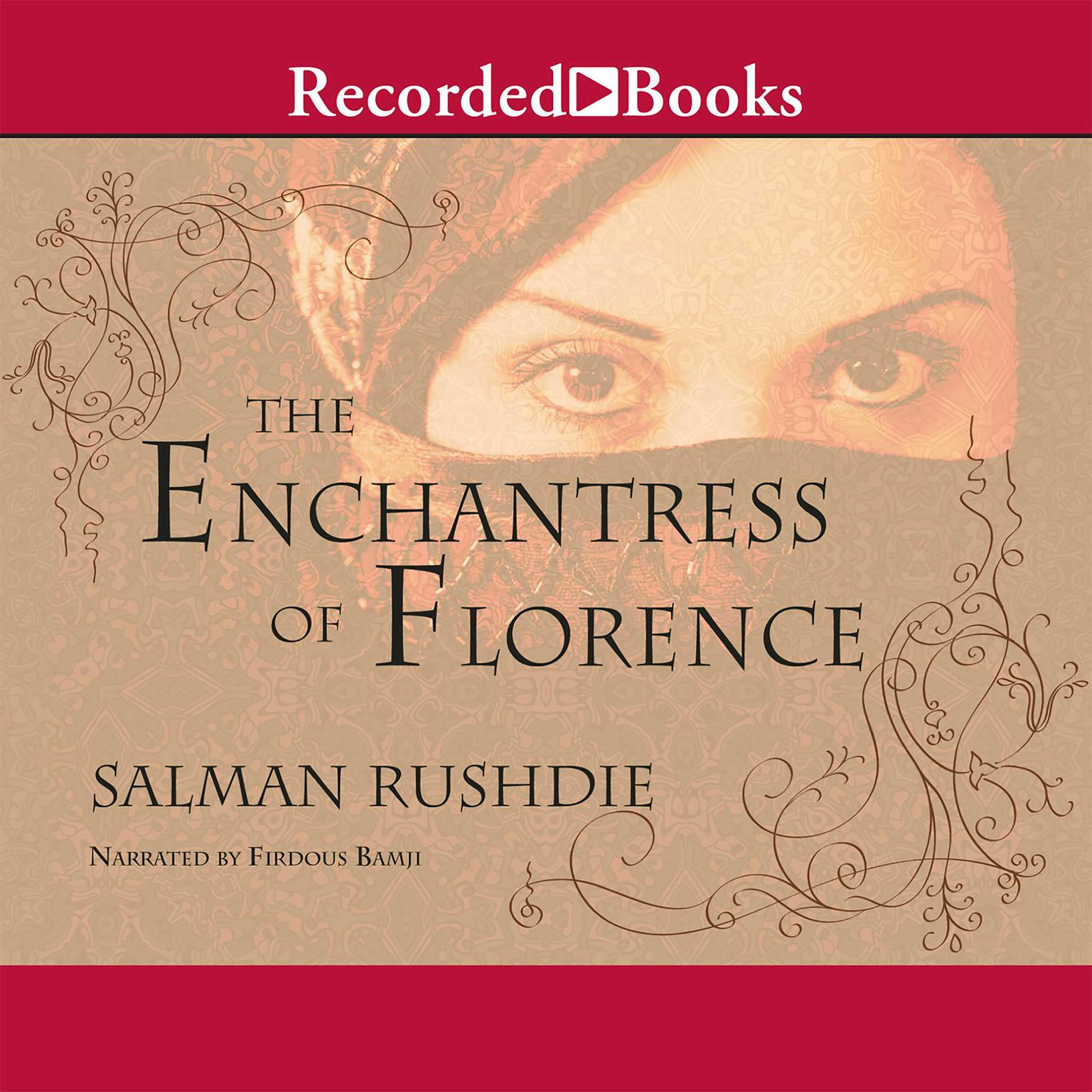 Printable The Enchantress of Florence Audiobook Cover Art