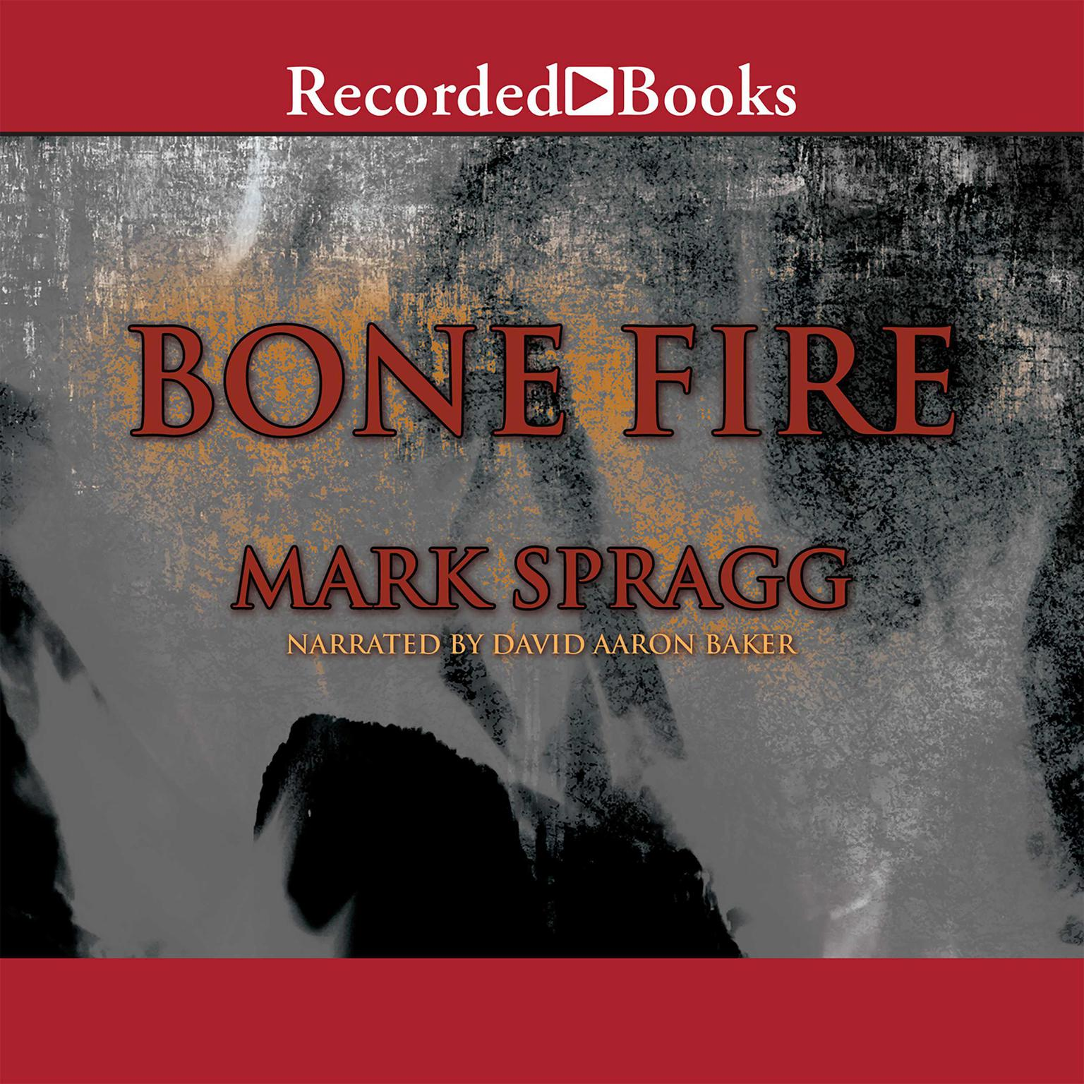 Printable Bone Fire Audiobook Cover Art