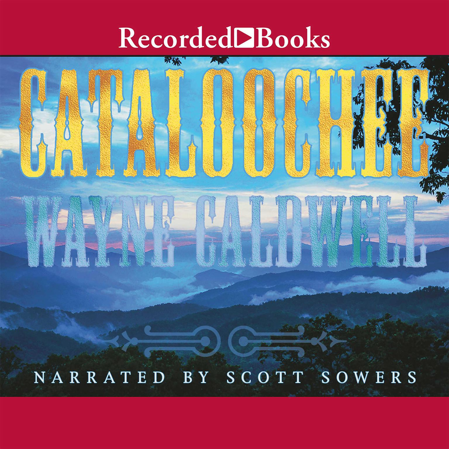 Printable Cataloochee Audiobook Cover Art