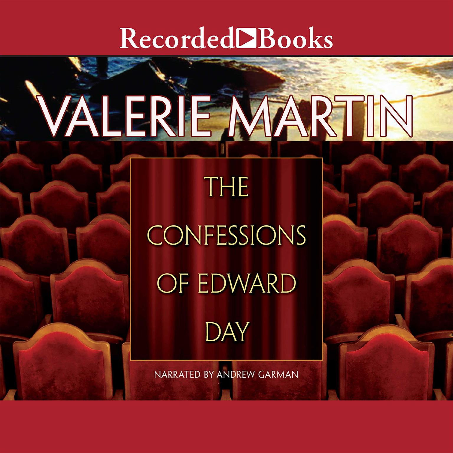 Printable Confessions of Edward Day Audiobook Cover Art