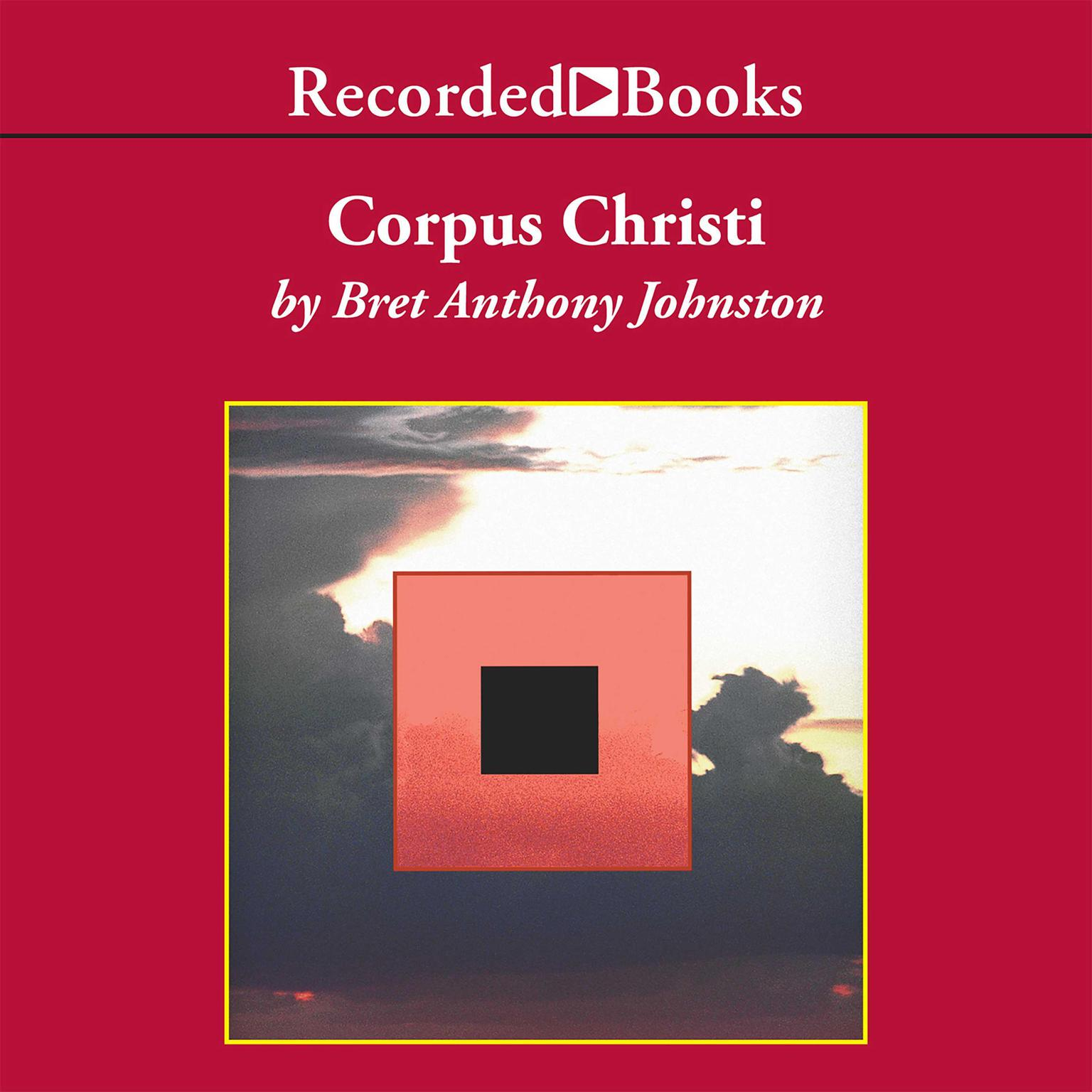 Printable Corpus Christi Audiobook Cover Art