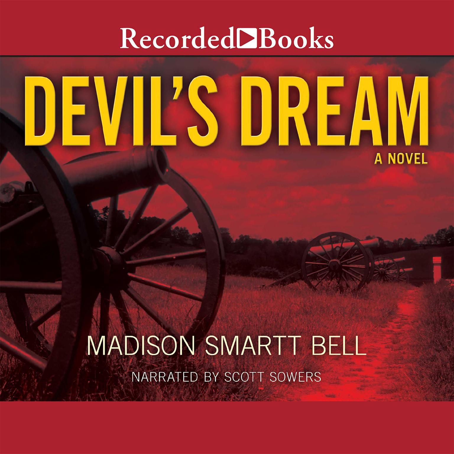 Printable Devil's Dream Audiobook Cover Art