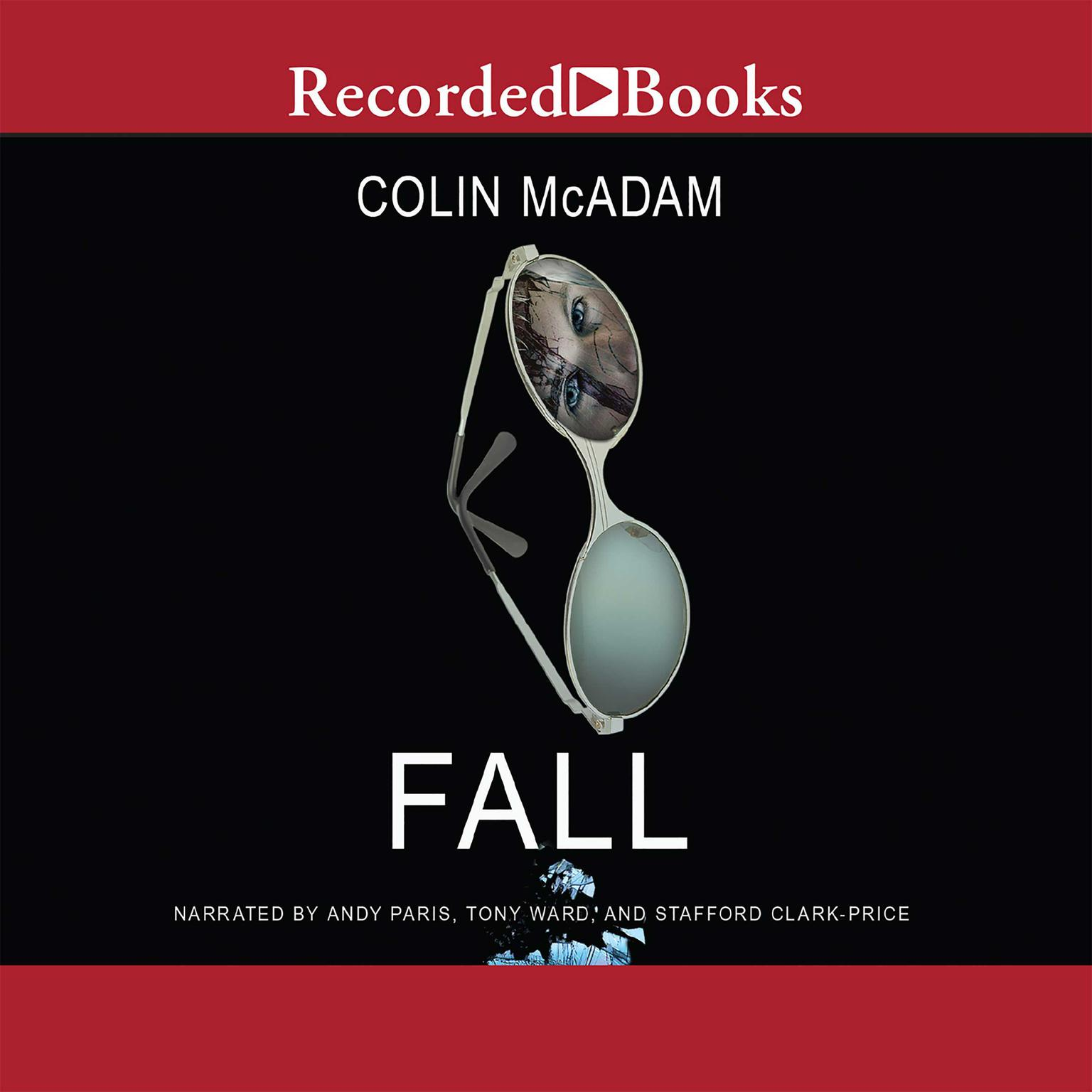 Printable Fall Audiobook Cover Art