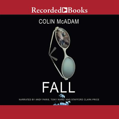 Fall Audiobook, by Colin McAdam