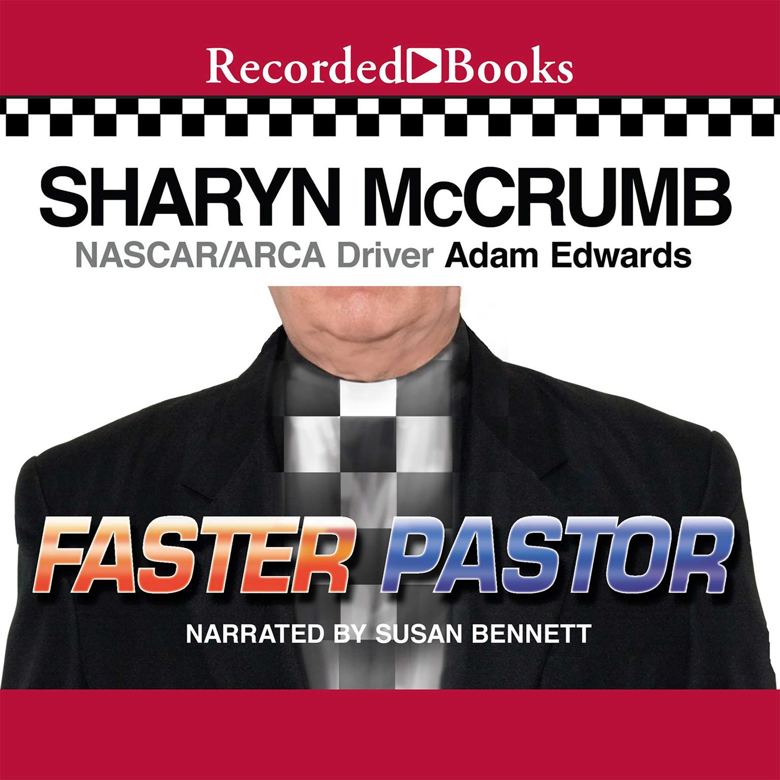 Printable Faster Pastor Audiobook Cover Art