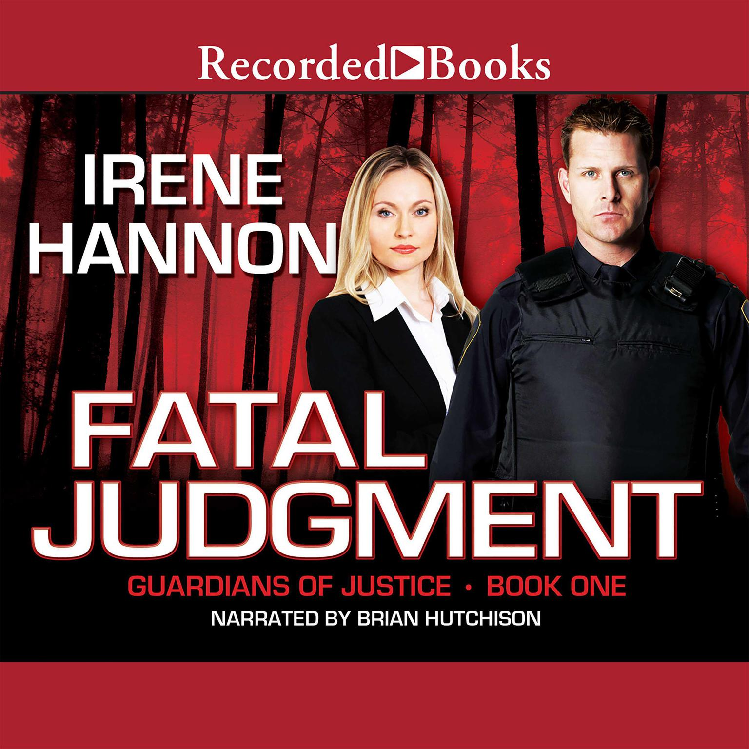 Printable Fatal Judgment Audiobook Cover Art