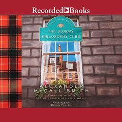 The Sunday Philosophy Club Audiobook, by Alexander McCall Smith