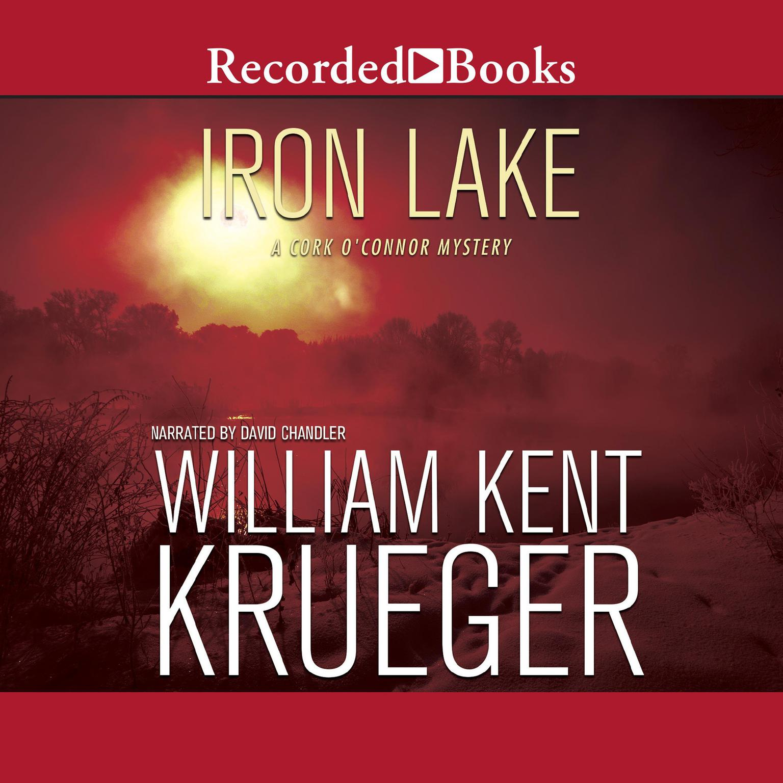 Printable Iron Lake Audiobook Cover Art