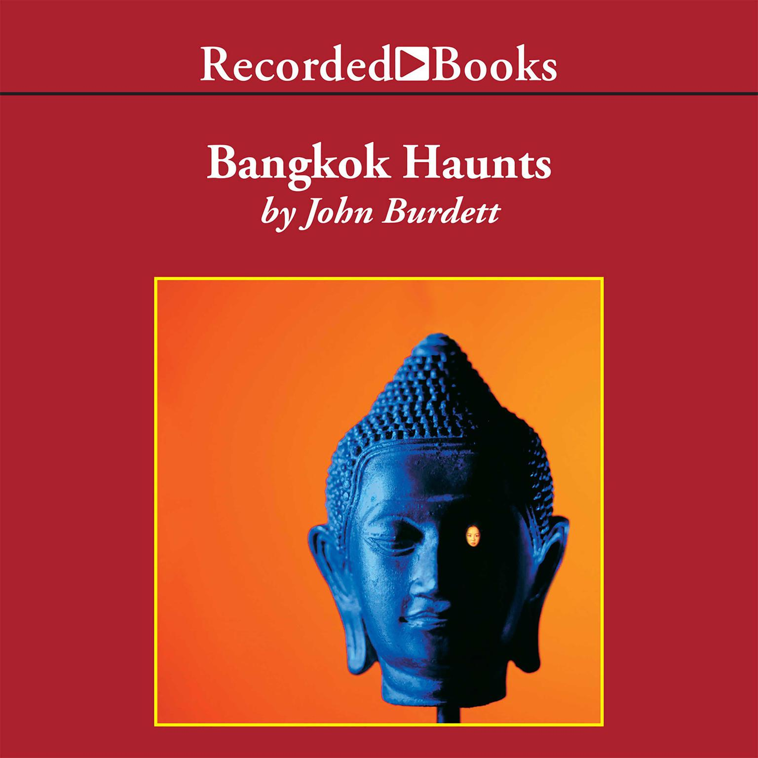 Printable Bangkok Haunts Audiobook Cover Art