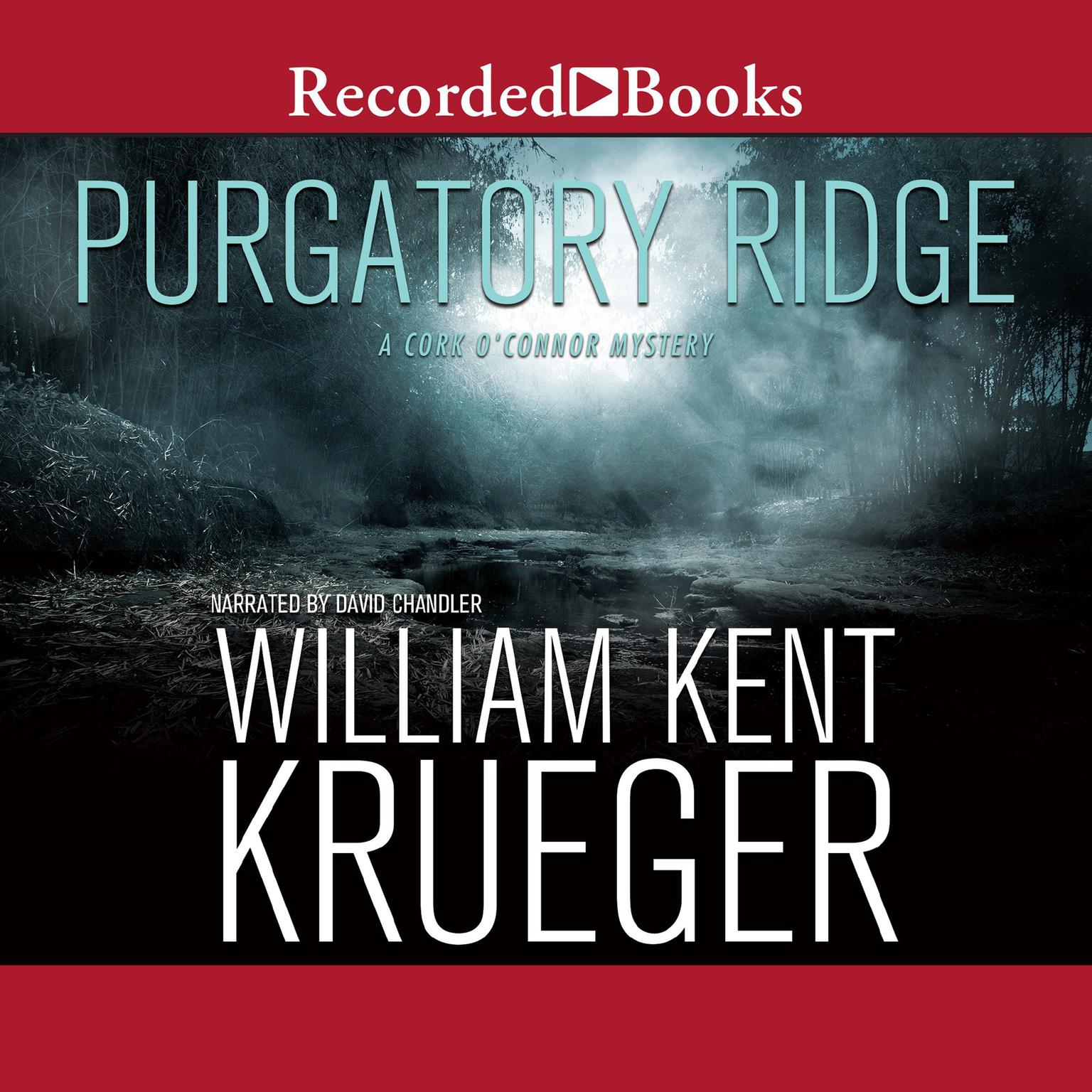 Printable Purgatory Ridge Audiobook Cover Art