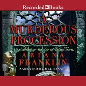 A Murderous Procession Audiobook, by Ariana Franklin