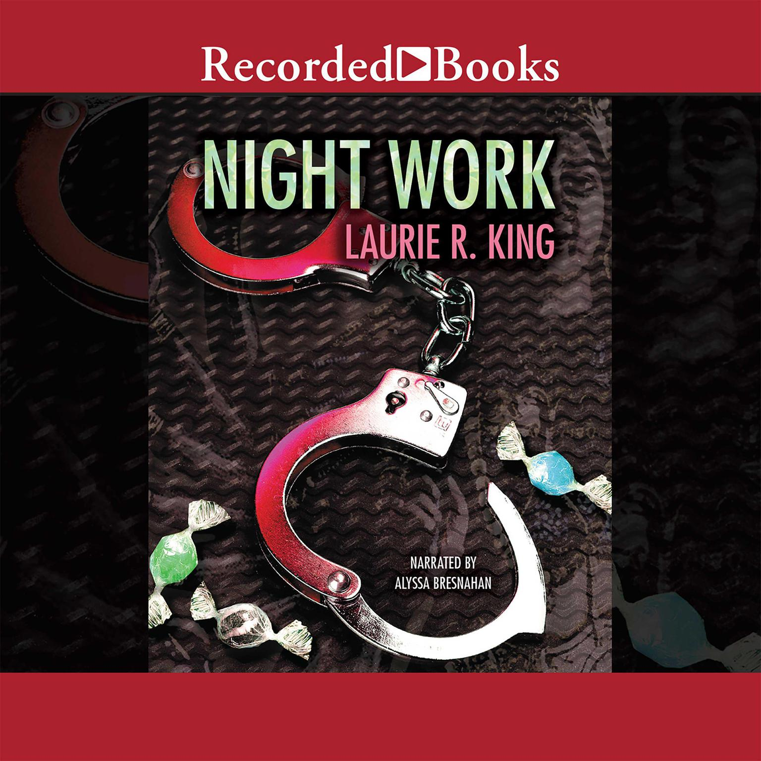 Printable Night Work Audiobook Cover Art