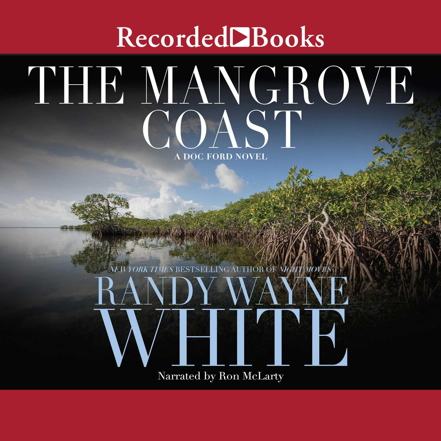 Printable Mangrove Coast Audiobook Cover Art
