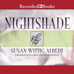 Nightshade Audiobook, by Susan Wittig Albert