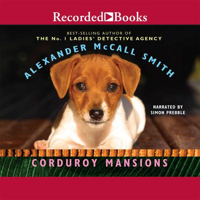 Corduroy Mansions Audiobook, by Alexander McCall Smith