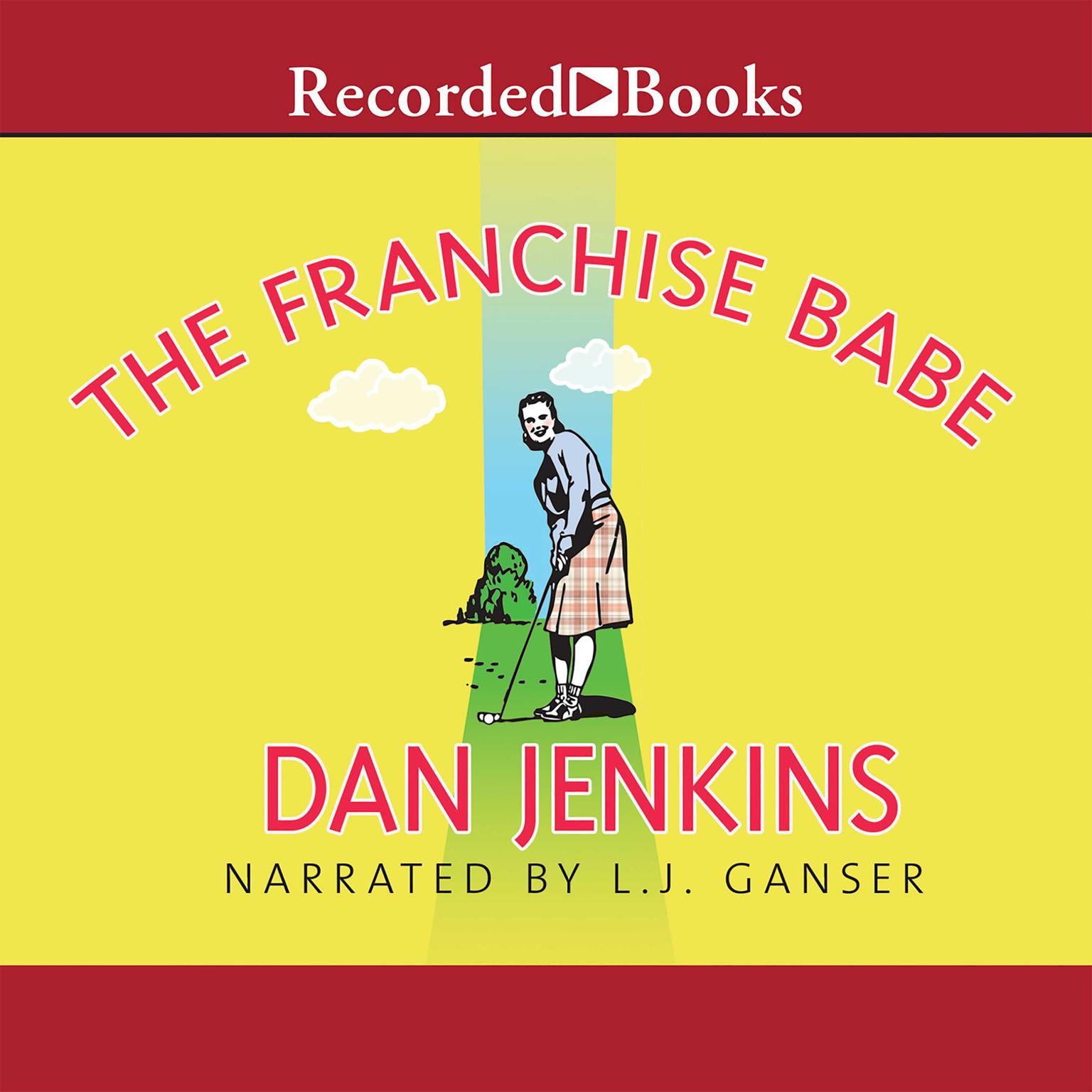 Printable The Franchise Babe Audiobook Cover Art