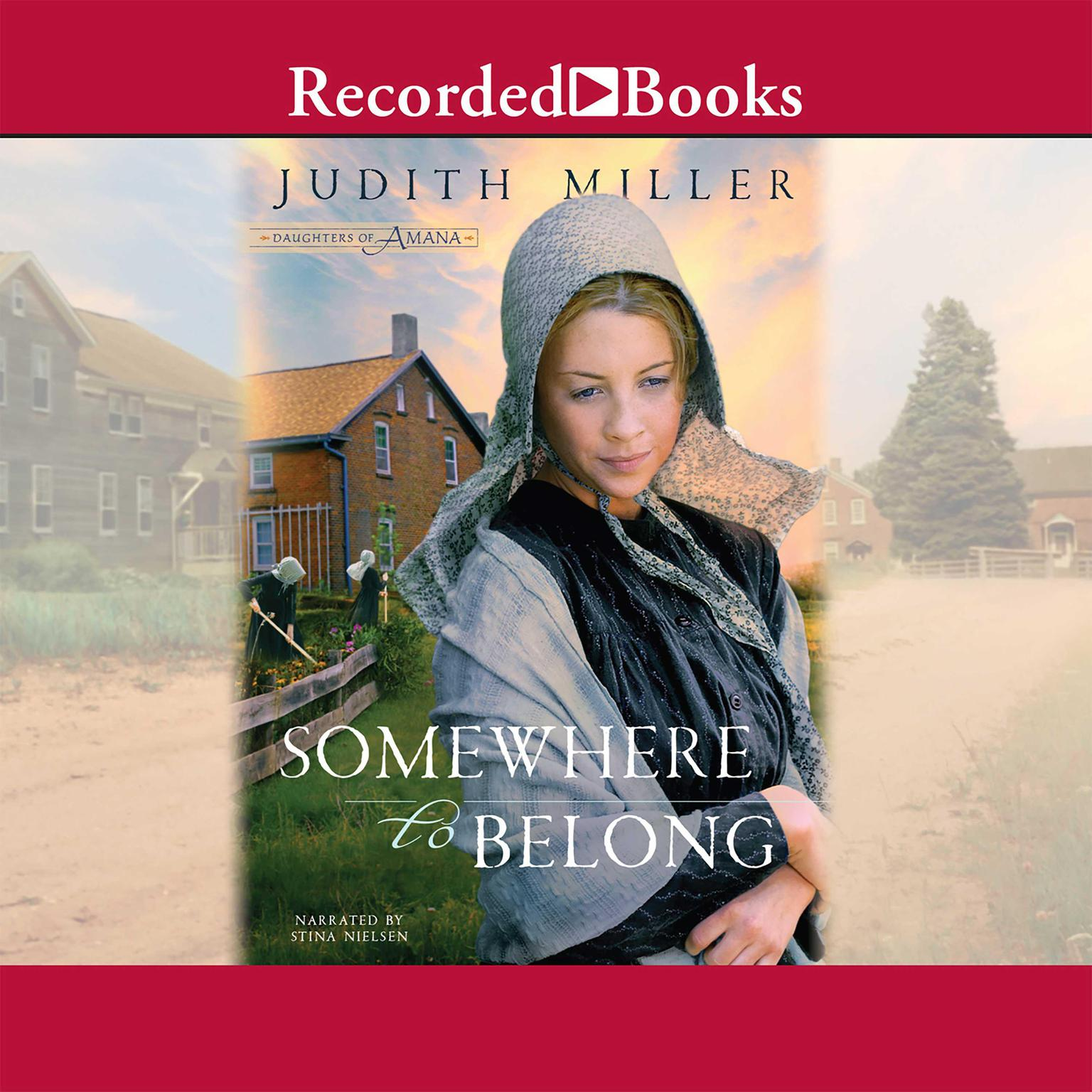 Printable Somewhere to Belong Audiobook Cover Art