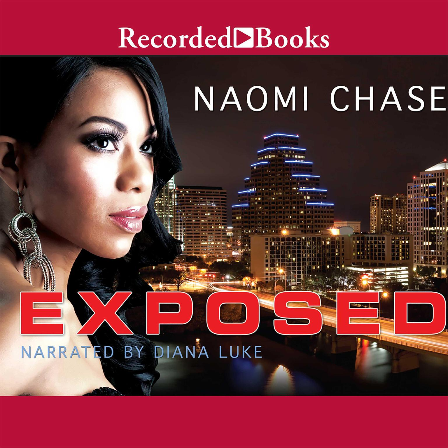 Printable Exposed Audiobook Cover Art