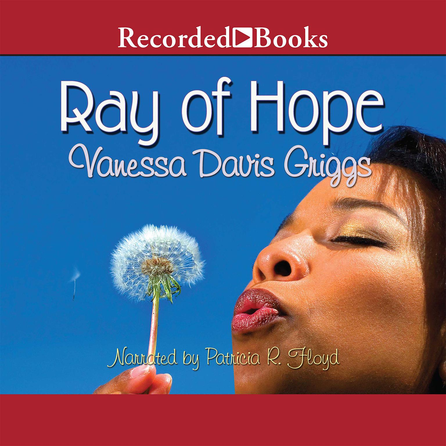 Printable Ray of Hope Audiobook Cover Art