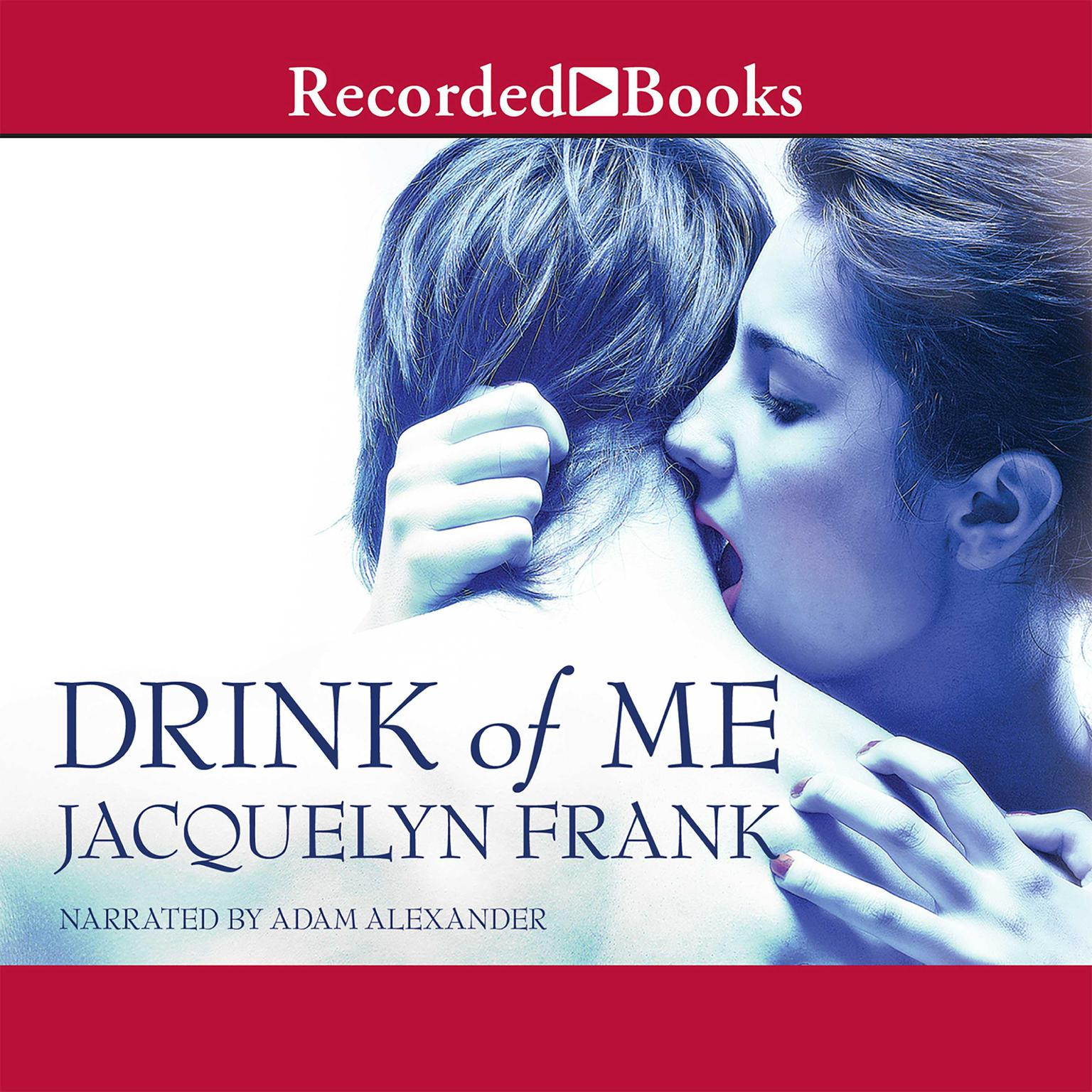 Printable Drink of Me Audiobook Cover Art