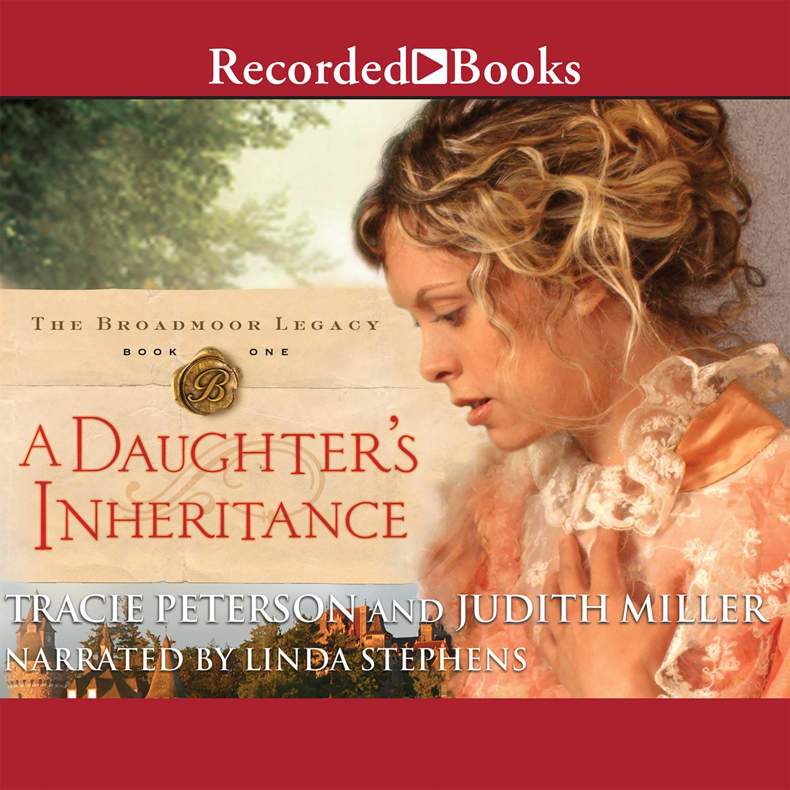 Printable A Daughter's Inheritance Audiobook Cover Art