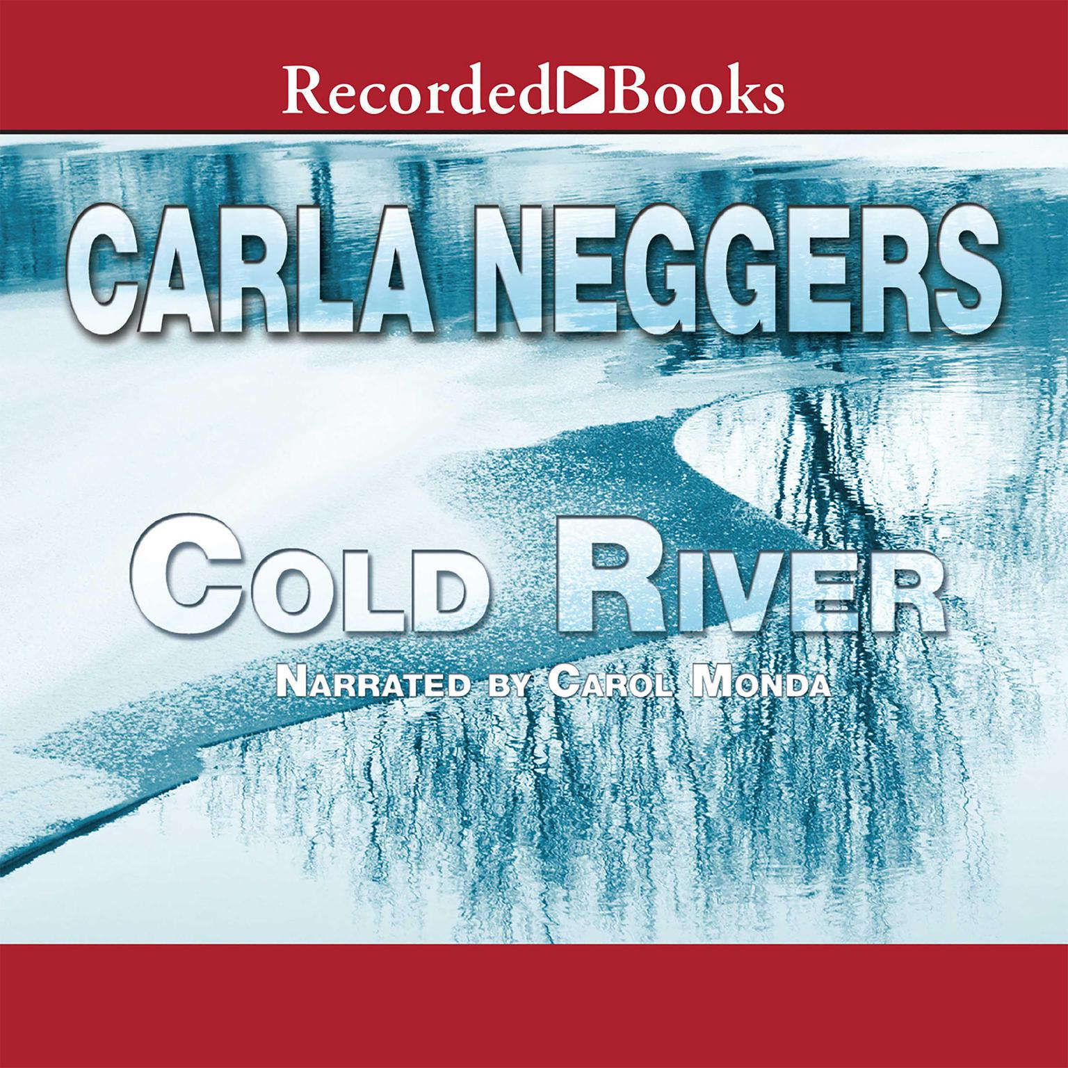 Printable Cold River Audiobook Cover Art