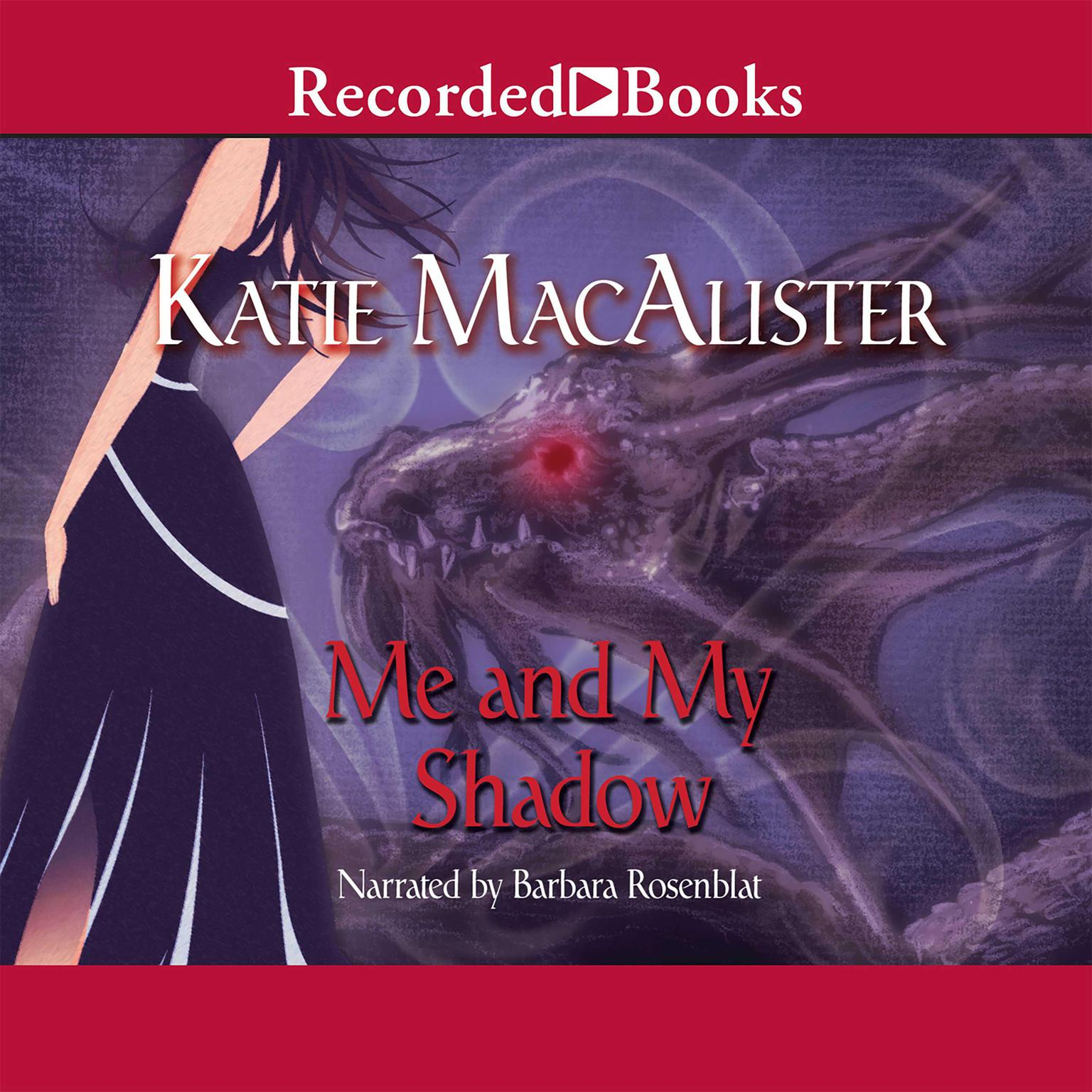 Printable Me and My Shadow Audiobook Cover Art