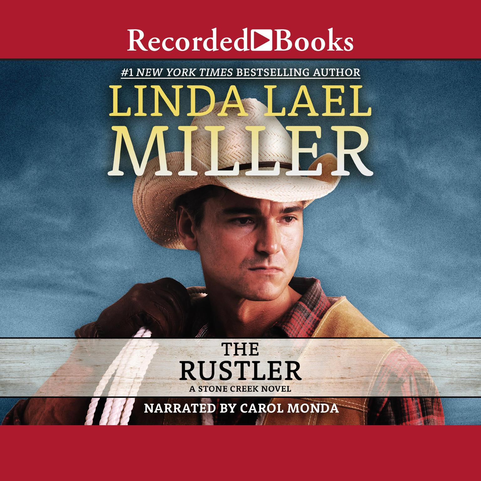 Printable The Rustler: A Stone Creek Novel Audiobook Cover Art
