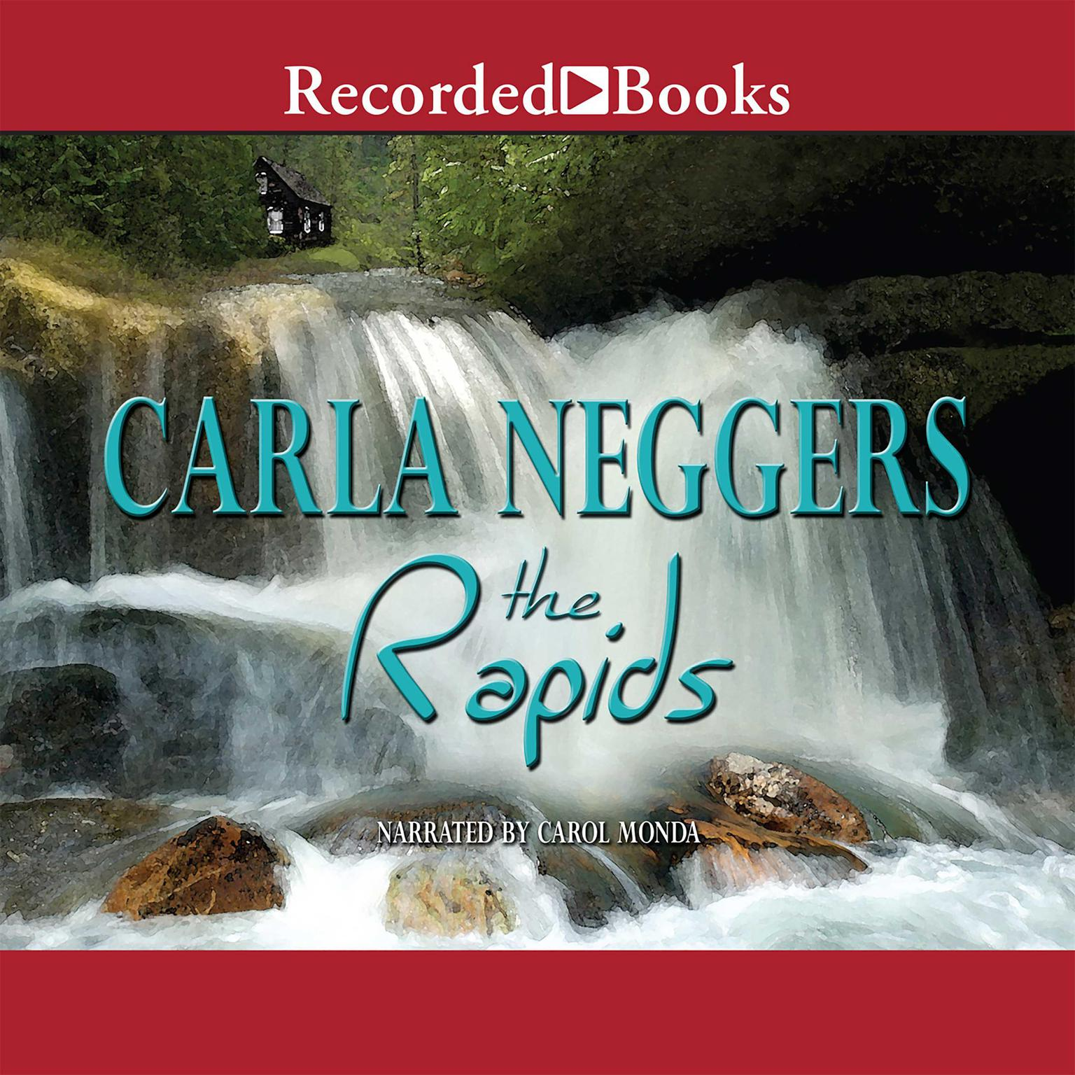 Printable The Rapids Audiobook Cover Art