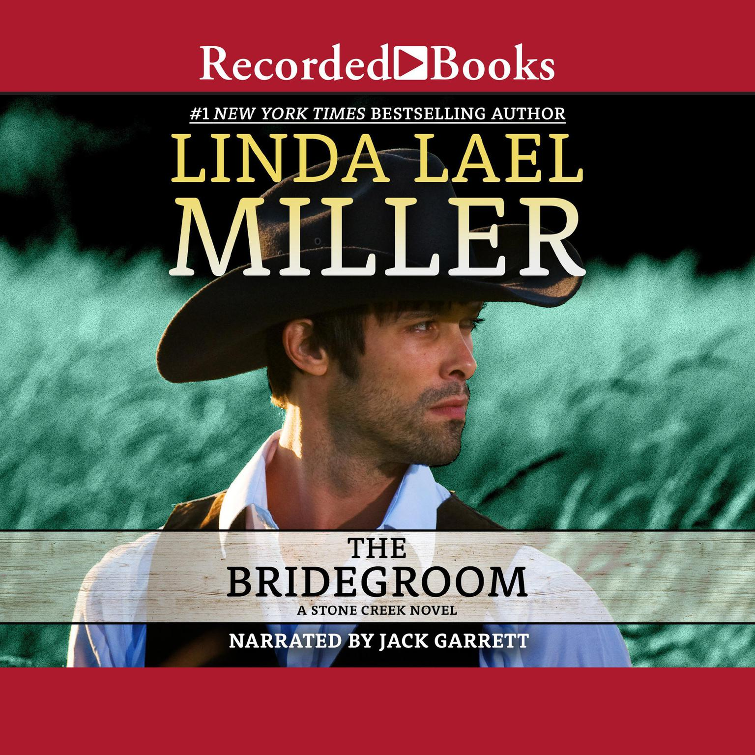 Printable The Bridegroom Audiobook Cover Art