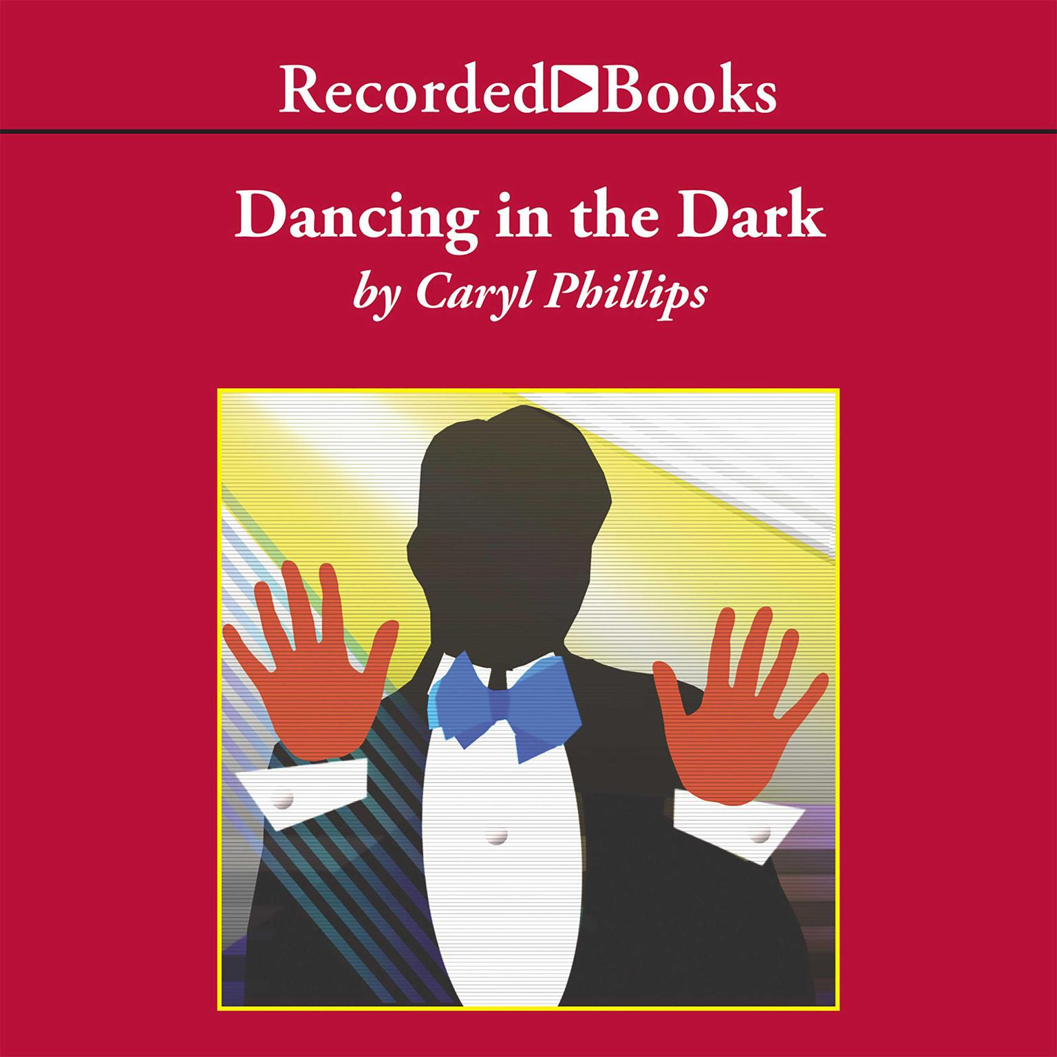 Printable Dancing in the Dark Audiobook Cover Art
