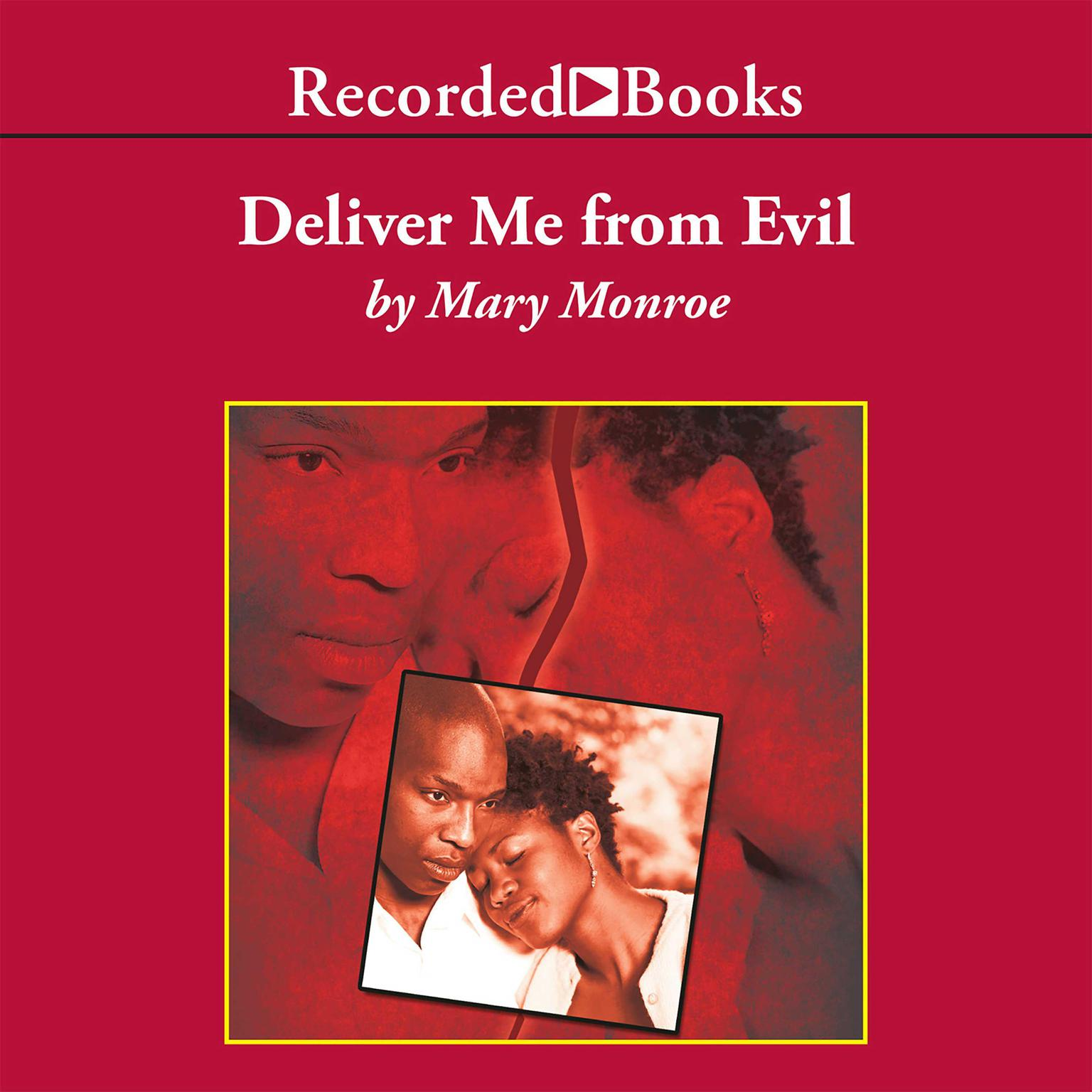 Printable Deliver Me from Evil Audiobook Cover Art