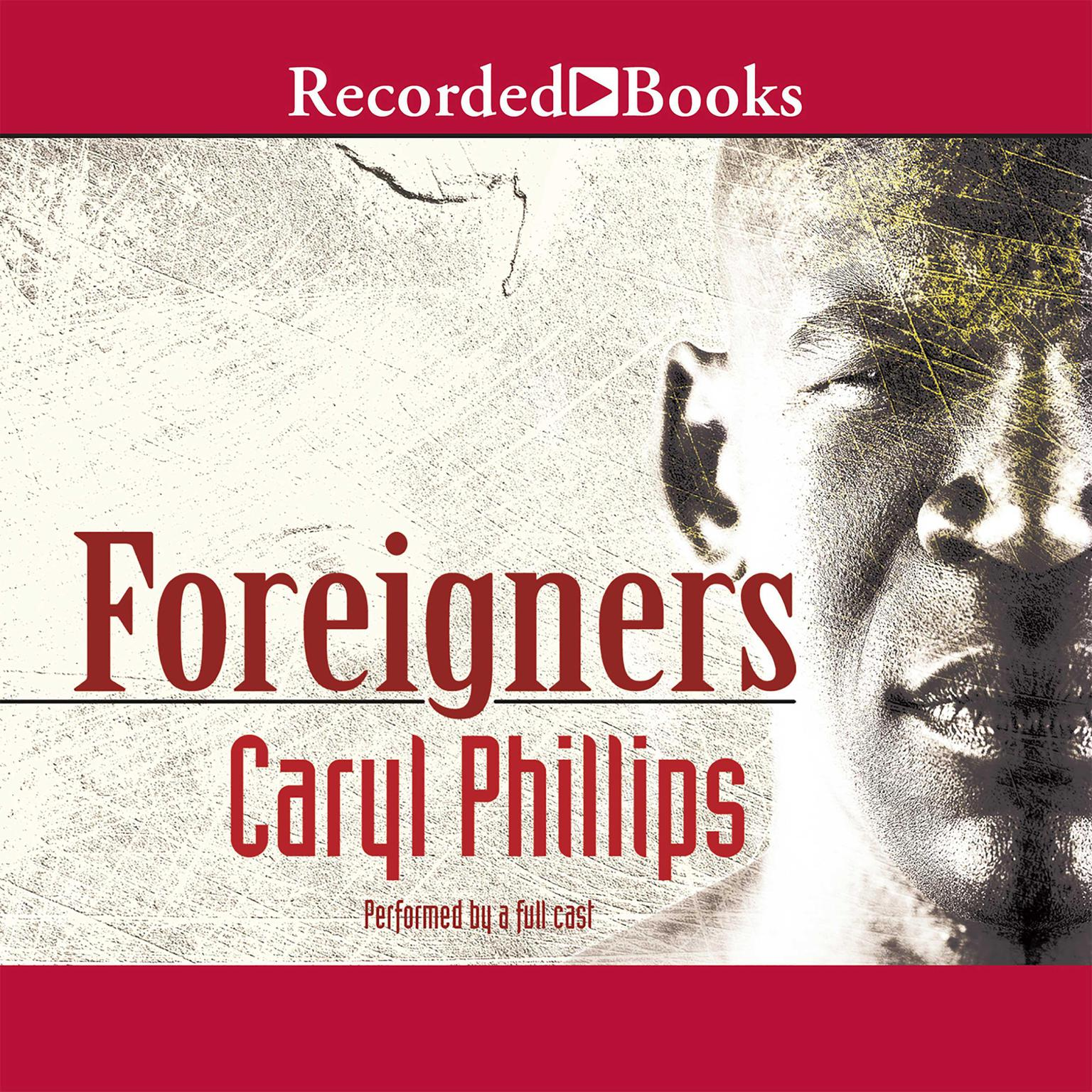 Printable Foreigners Audiobook Cover Art