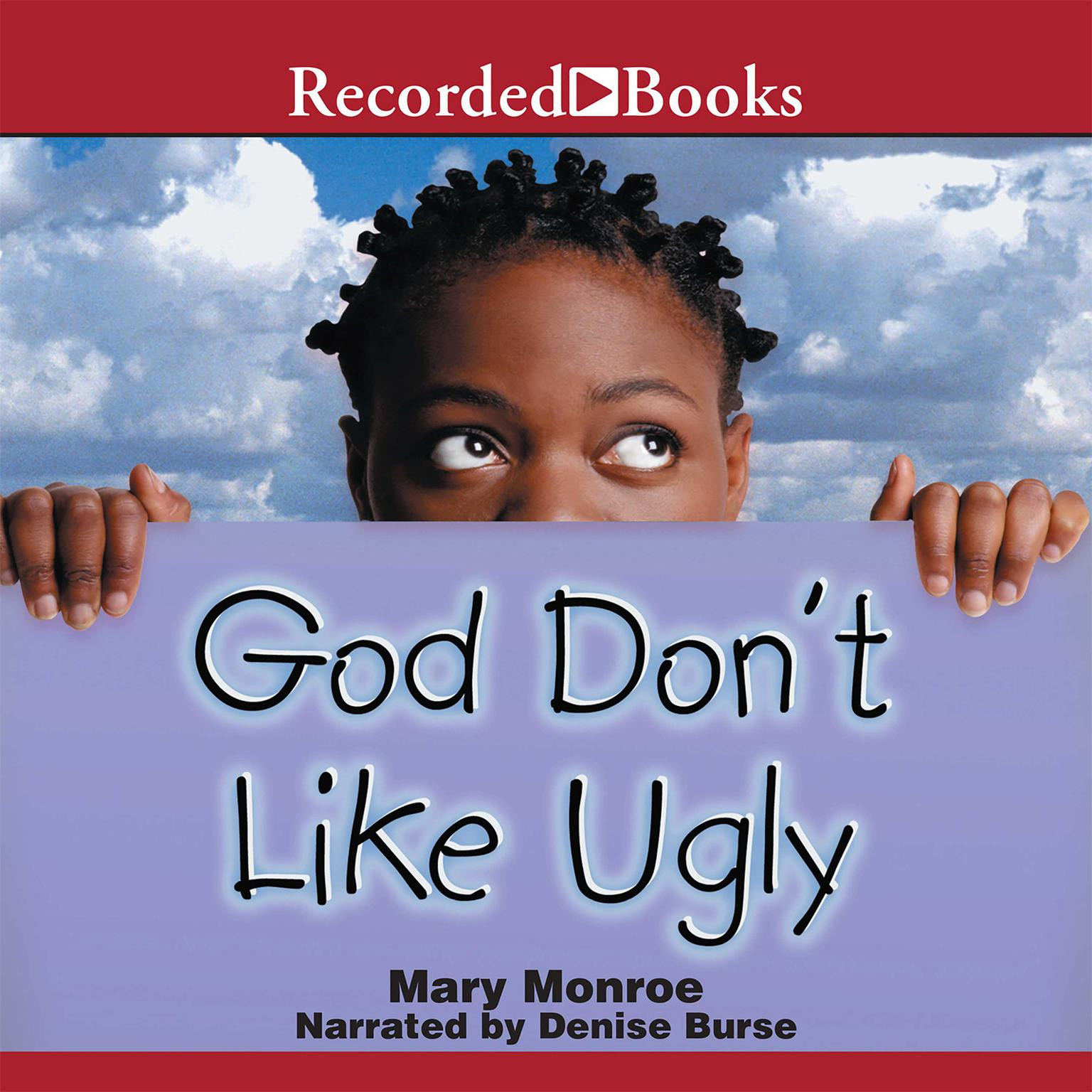Printable God Don't Like Ugly Audiobook Cover Art