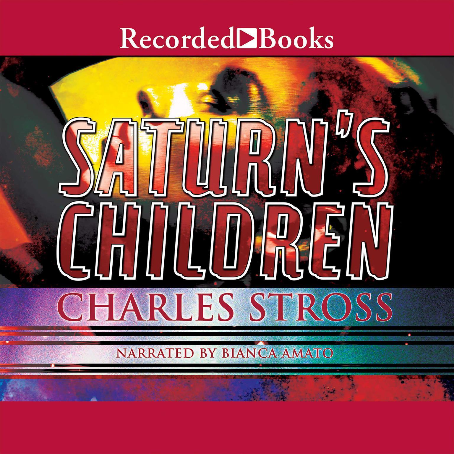 Printable Saturn's Children Audiobook Cover Art