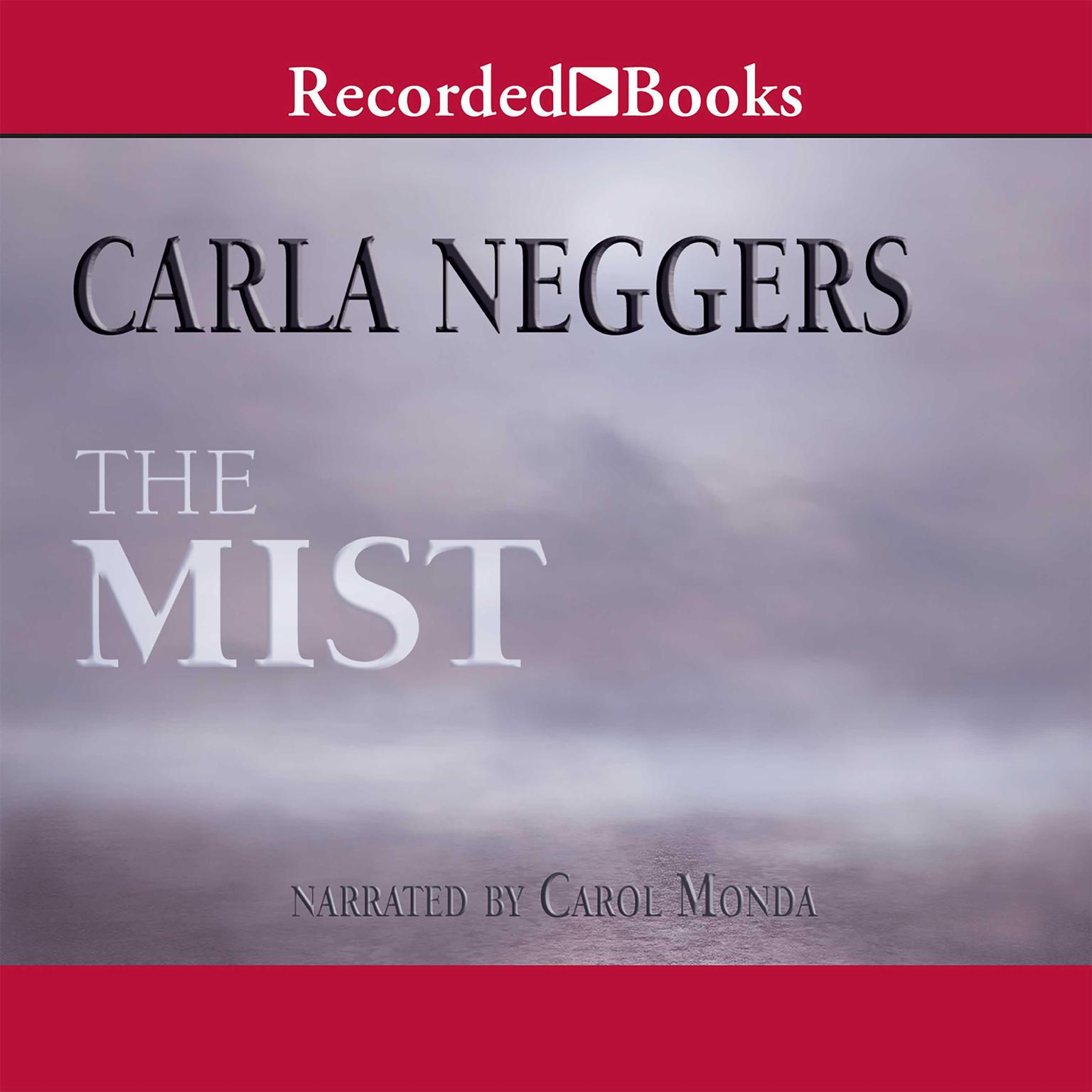 Printable The Mist Audiobook Cover Art