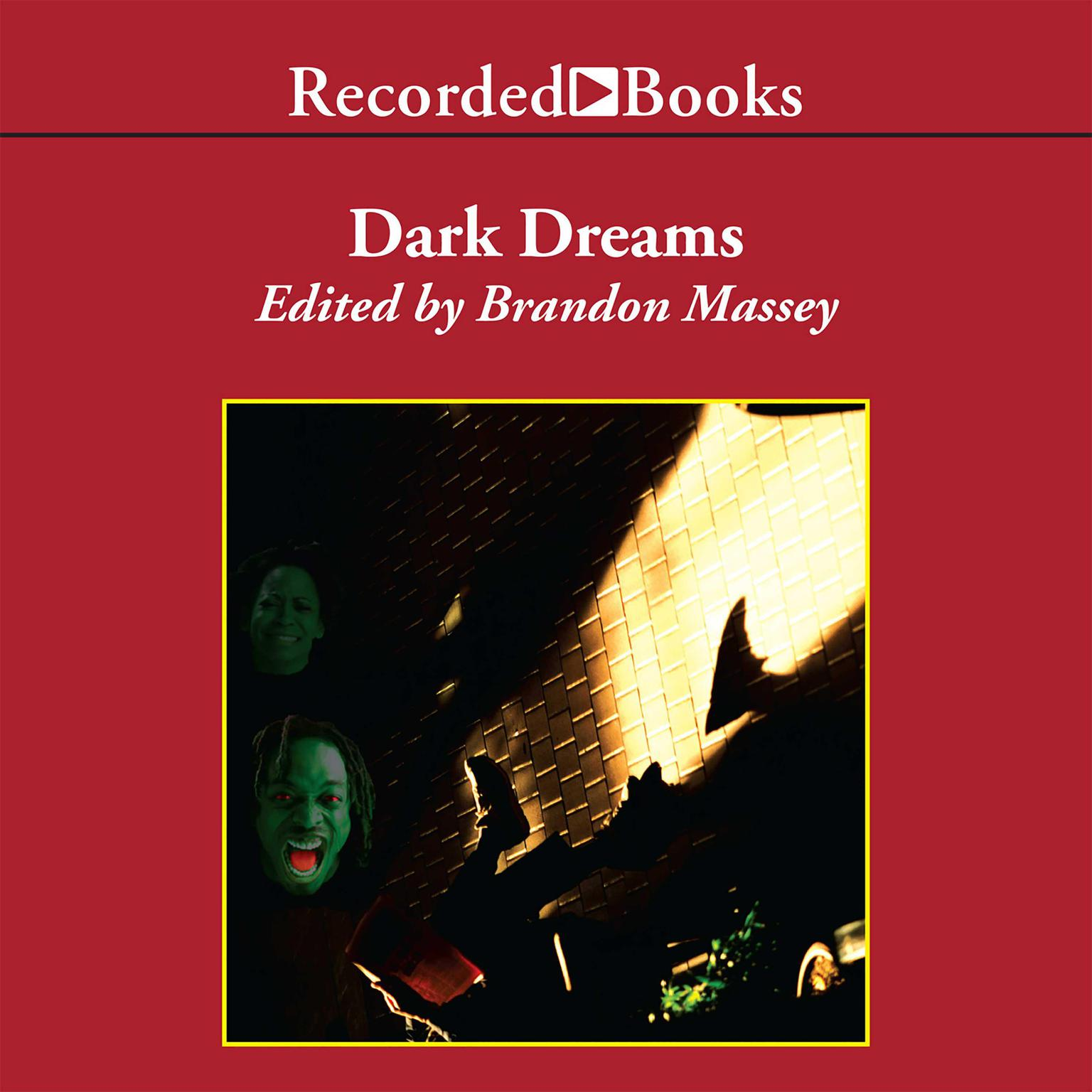 Printable Dark Dreams: A Collection of Horror and Suspense by Black Writers Audiobook Cover Art