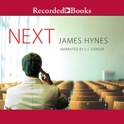 Next Audiobook, by James Hynes