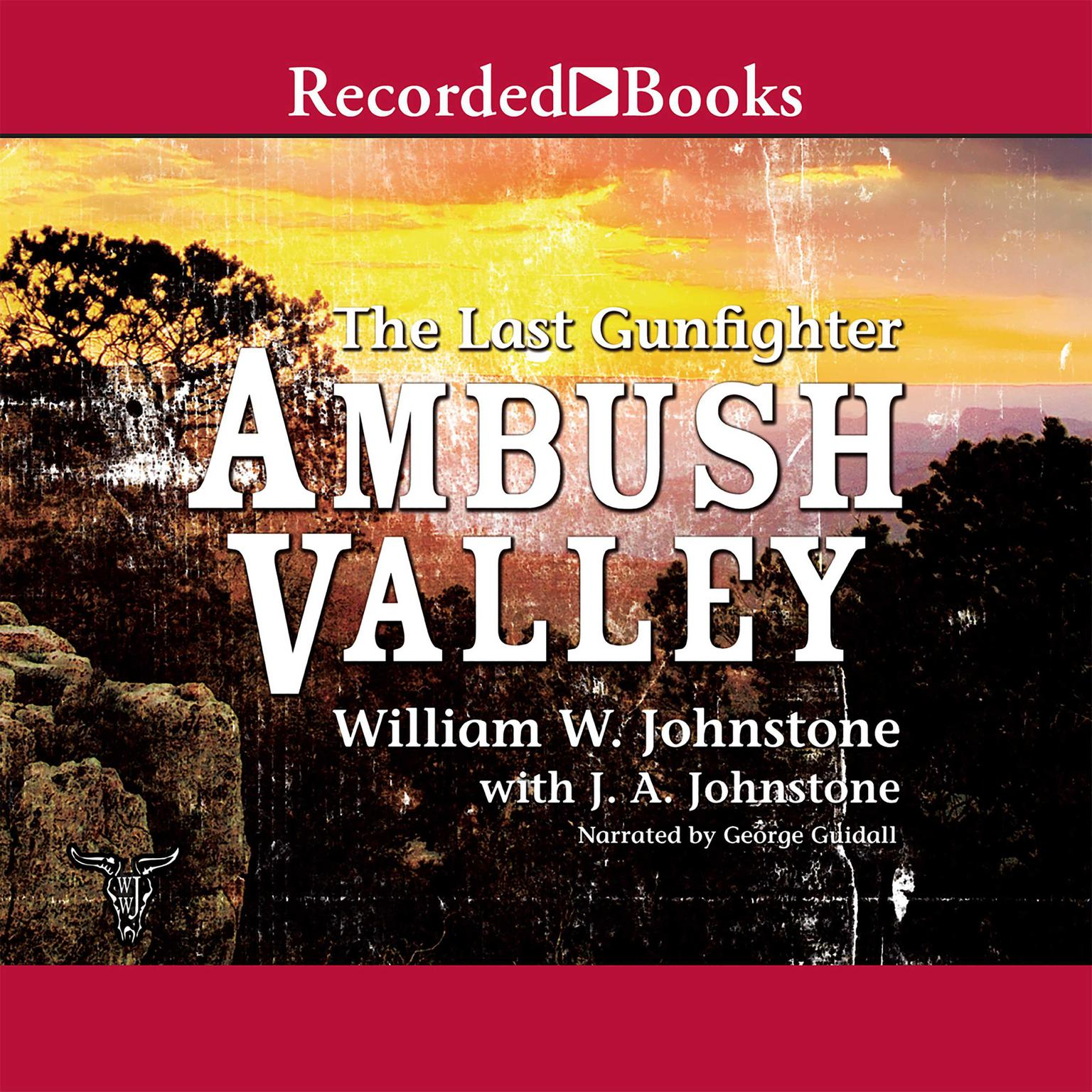 Printable Ambush Valley Audiobook Cover Art