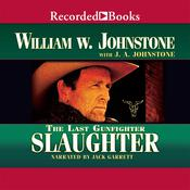 Slaughter Audiobook, by William W. Johnstone