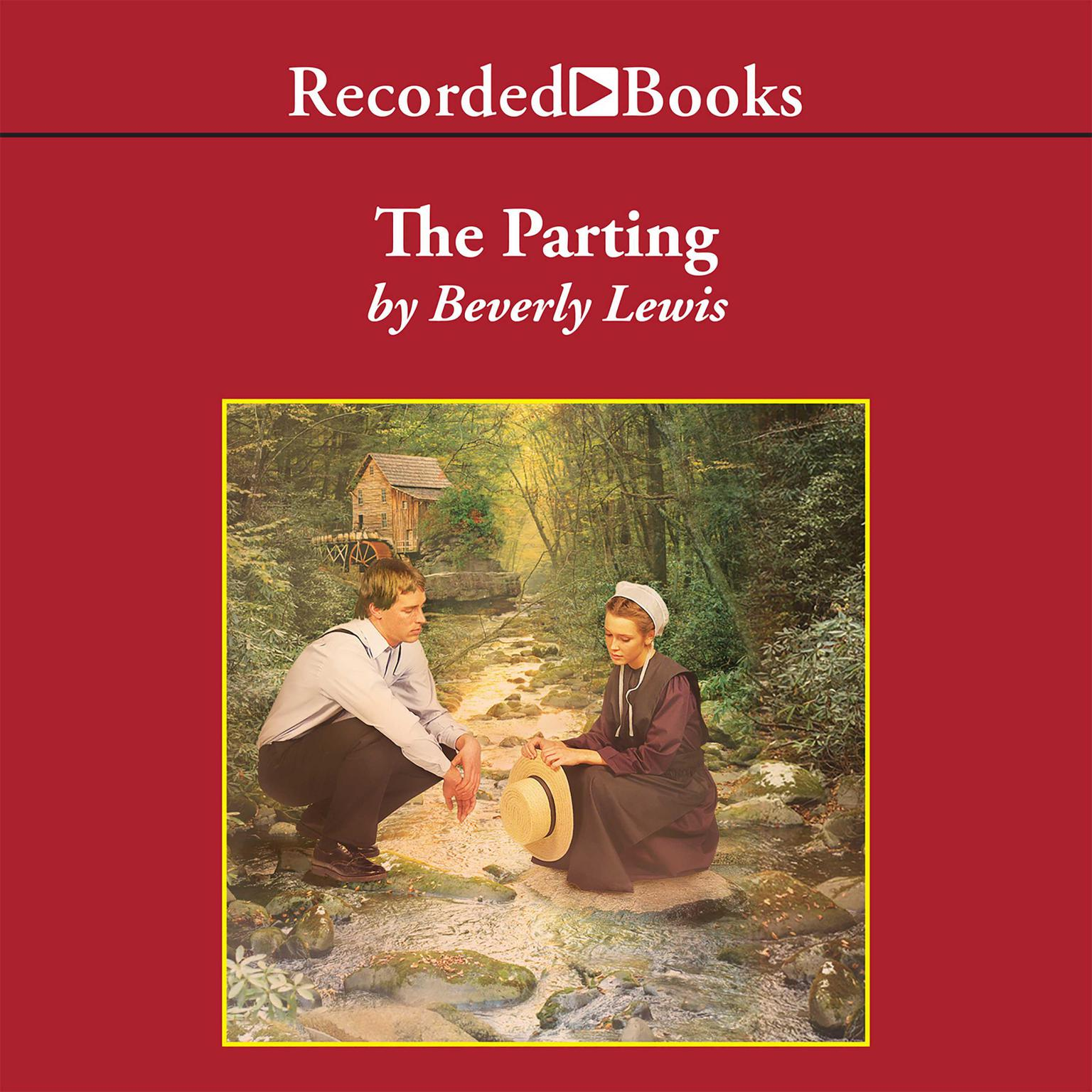 Printable The Parting Audiobook Cover Art