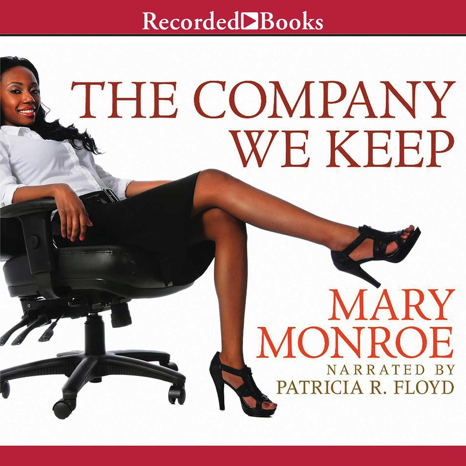 Printable The Company We Keep Audiobook Cover Art